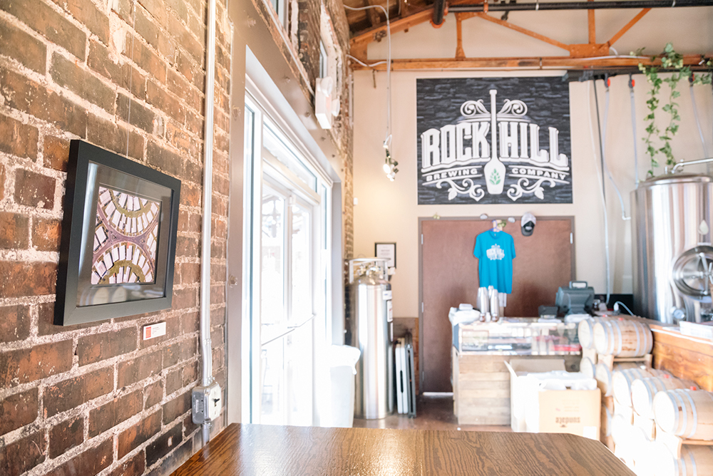 Juried Show at Rock Hill Brewing