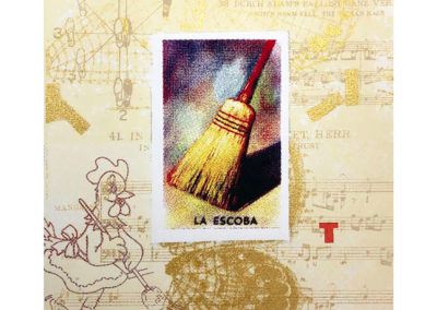 Things Too Wonderful For Me (the broom)