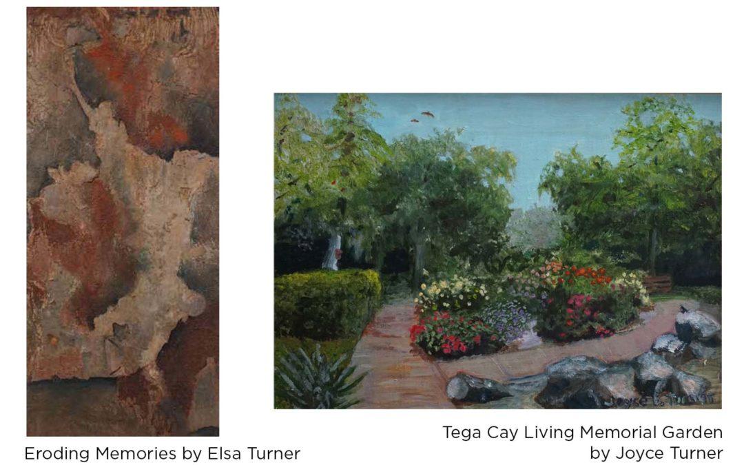 Elsa Turner & Joyce Turner